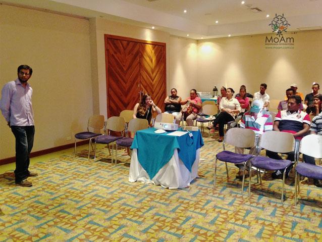 Second workshop Caribbean biodiversity