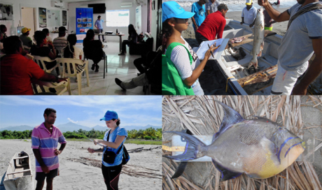 Participative Fishing Monitoring